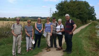 Woolsthorpe Walk