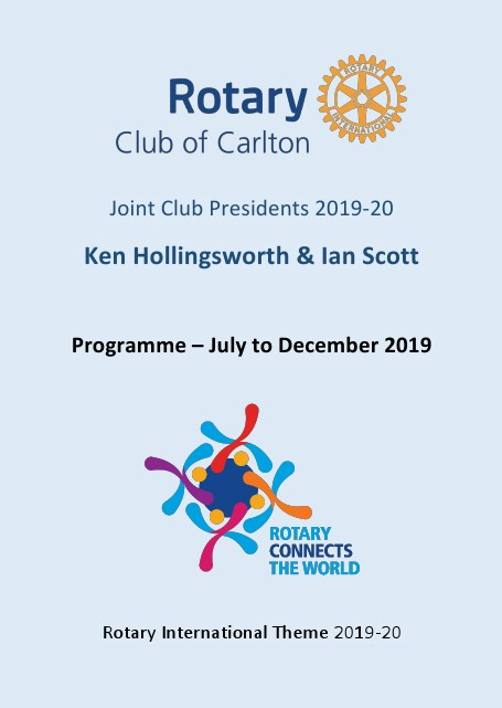 Carlton Programme July-Dec 2019 updated 1-July1