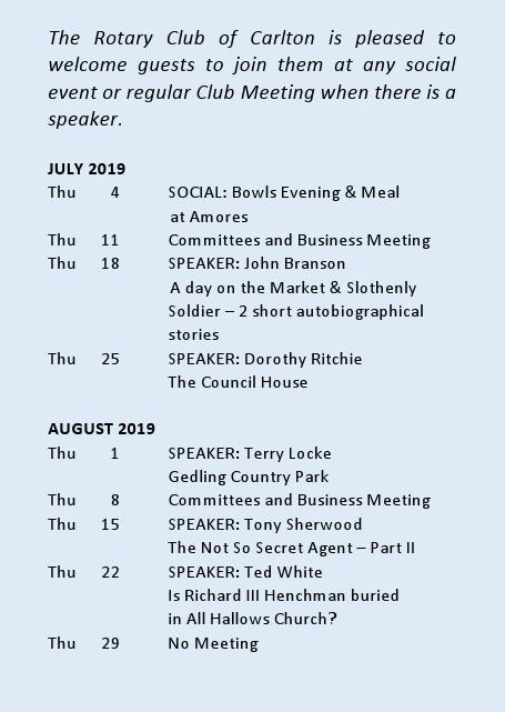 Carlton Programme July-Dec 2019 updated 1-July2