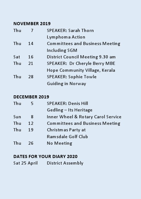 Carlton Programme July-Dec 2019 updated 1-July4