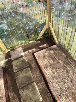 Greenhouse Planters 1